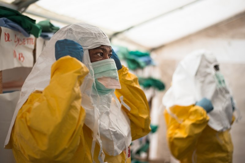 An image preview for Ebola: MSF responds to the outbreak in Democratic Republic of Congo article.