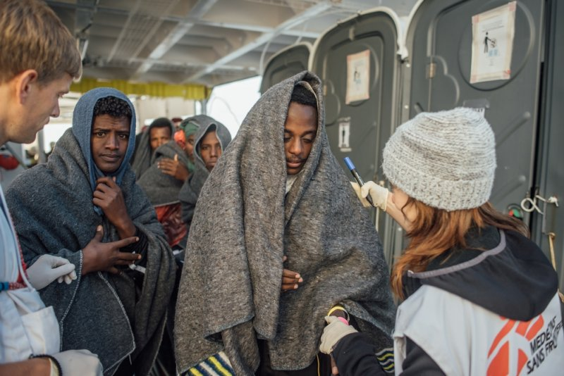 An image preview for 'An assault on the foundations of international law': Joe Belliveau on the humanitarian crisis on the Mediterranean Sea article.