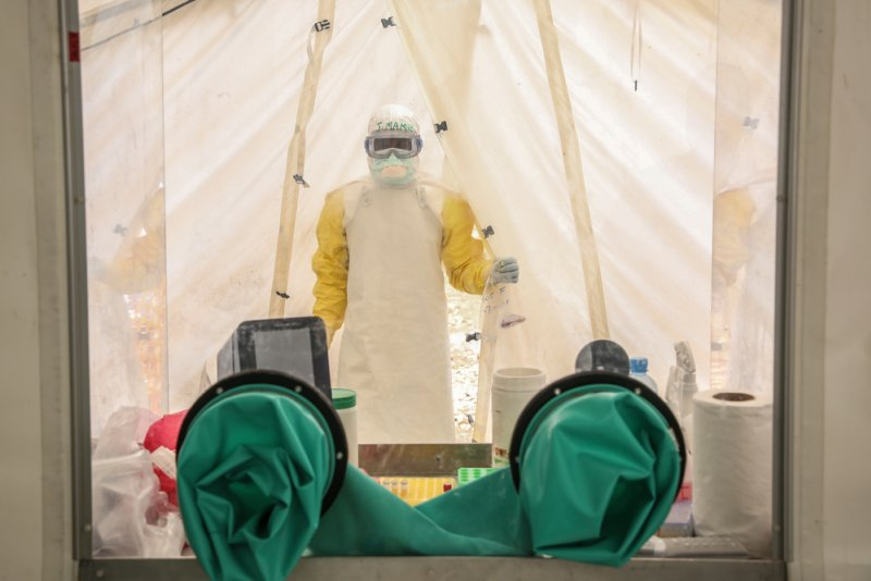 An image preview for Ebola: As outbreak in Democratic Republic of Congo continues, MSF steps up response activities and treatment innovations article.