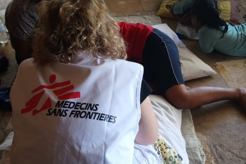An image preview for MSF forced to end mental health activities for refugees and asylum seekers on Nauru article.