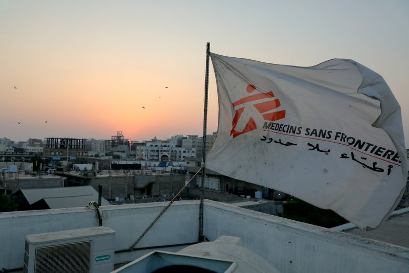 An image preview for Yemen: MSF provides support to hospitals treating wounded from Hodeidah article.