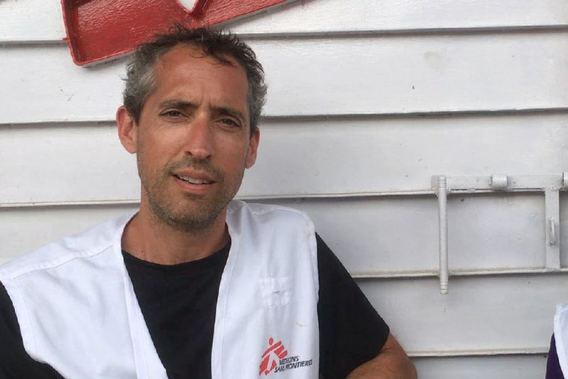 An image preview for 'A deeply humanitarian spirit': MSF Canada director Joe Belliveau on how your support helped us respond to some of 2018's most challenging crises article.