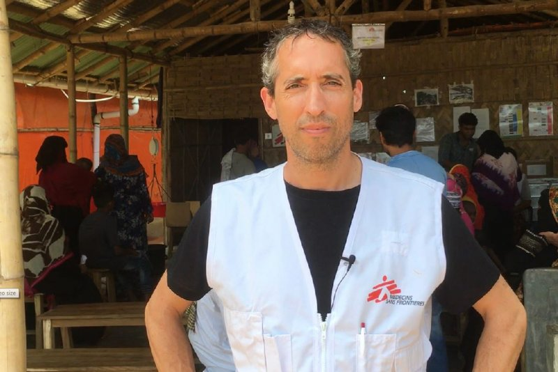 An image preview for A message of thanks from MSF Canada executive director Joe Belliveau article.