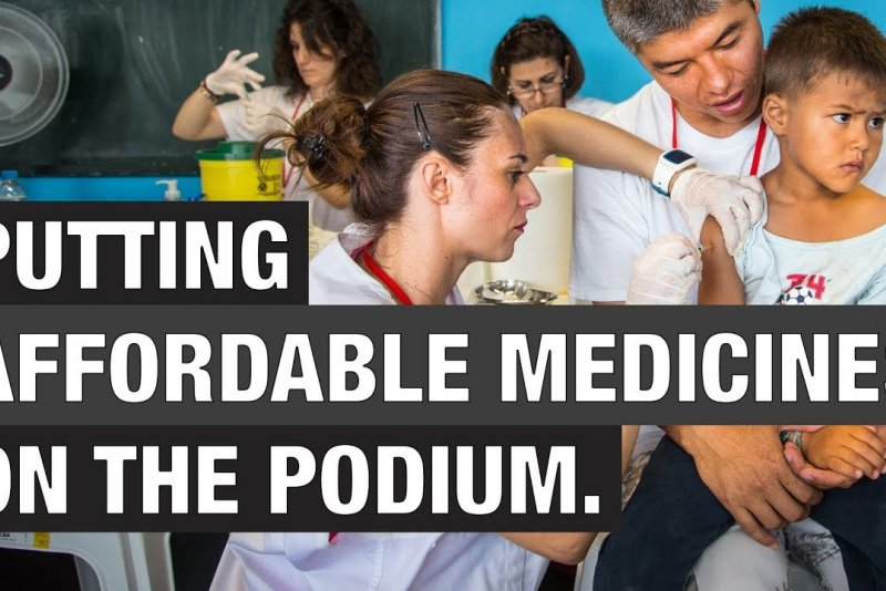 An image preview for MSF Pulse: Putting Affordable Medicines on the Podium article.